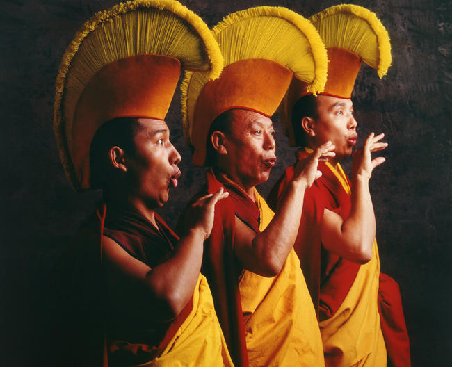 Gomang Monks Chant